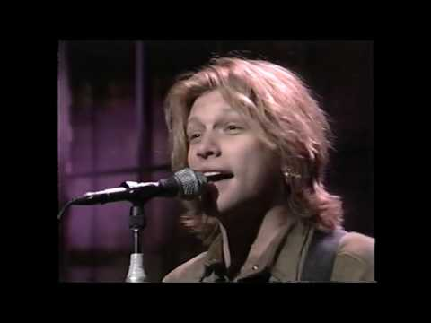 Bon Jovi - Someday I'll Be Saturday Night - LIVE!