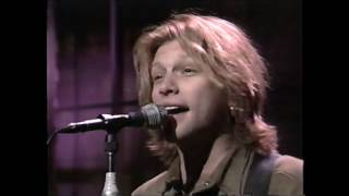 Download Bon Jovi - Someday I'll Be Saturday Night - LIVE! Mp3
