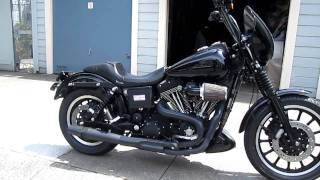 2001 Harey Dyna FXDX Project with fairings