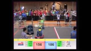 All wins of SparX team 1126 in the Rha-cha-cha Ruckus