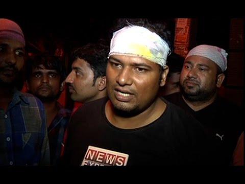 UPSC protests turn ugly, aspirants burn vehicles in North Delhi