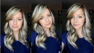How to curl your hair with a curling iron Thumbnail