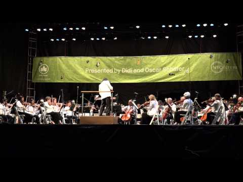New York Philharmonic Central Park 2015 Part 2 of 3