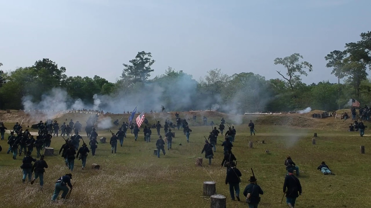 Download Final Charge on Fort Blakeley 1