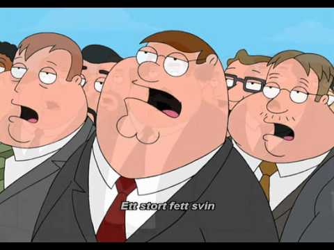 Family Guy: The NAAFP Song