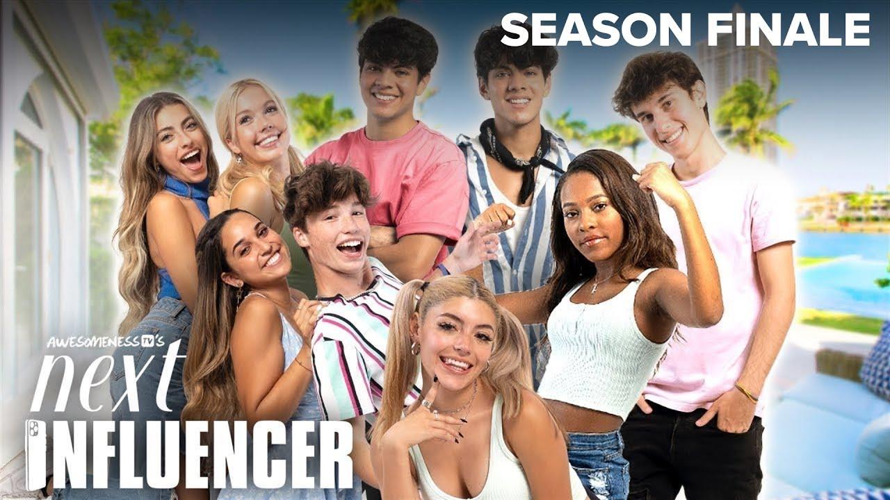 AwesomenessTV's Next Influencer Ep. 10 w/ Alex Warren - The WINNER of the TIKTOK Creator Mansion