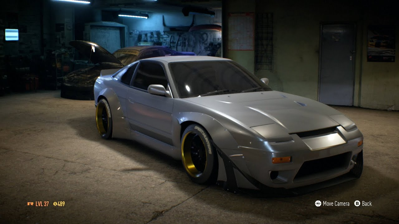 Need For Speed Car Customization Nissan Best