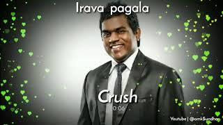 Irava Pagala Kulira Veyila Whatsapp Status Song Video in MP4,HD MP4