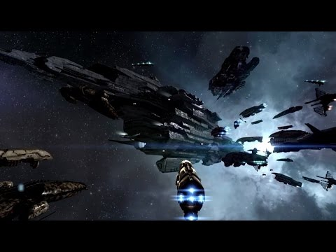 This Is Eve Online Gameplay Trailer Youtube