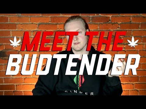 Meet The Budtender - Logan