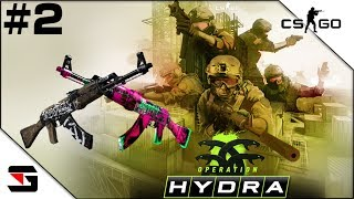 CS: GO Operation Hydra Campaign #2 AK-47 Counter Strike: Global Offensive