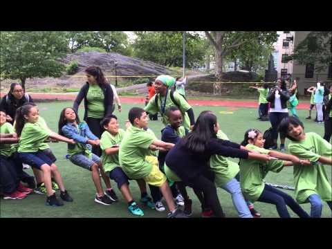 The Bronx Charter School For Children-BCSC Field Day June 2015