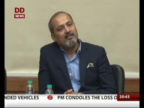 Rajiv Singh takes over as acting CEO of Prasar Bharati
