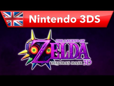 The Legend of Zelda: Majora's Mask 3D - Announcement Trailer (Nintendo 3DS)