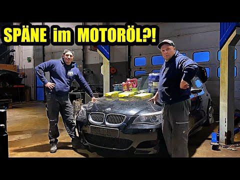 BMW Profi CHECKT den M5 V10 Motor - die Stunde der Wahrheit