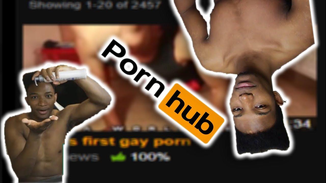 ETIKAS FIRST PORNHUB VIDEO - YouTube