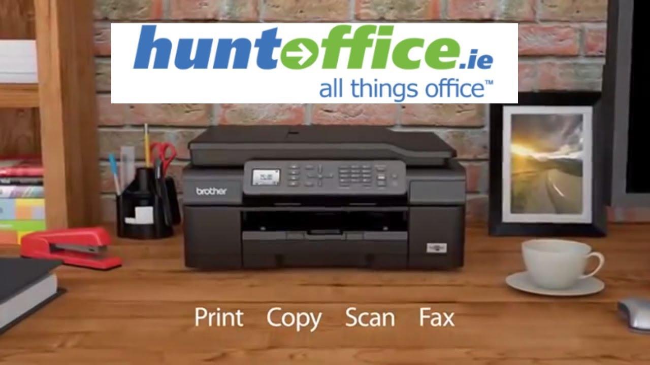 brother mfc j470dw colour multifunction inkjet printer duplex wifi