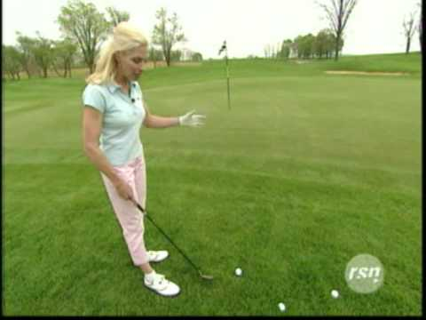Golf Tips: Chip-and-Run shots