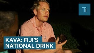 What it's like to try kava — the national drink of Fiji