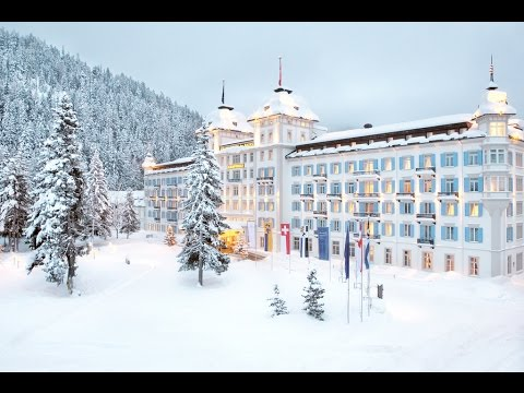Kempinski Grand Hotel des Bains, St. Moritz (official hotel video)