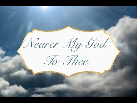 Nearer My God To Thee - Instrumental Piano Track (Karaoke)