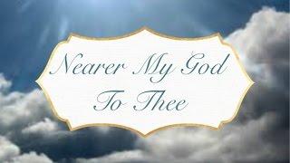 Nearer My God To Thee - Instrumental Piano Track (Karaoke)