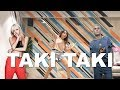 Mirrored Taki-taki Dance Tutorial Kiel Tutin Choreo