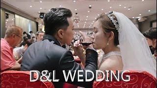 【動態錄影】台中婚禮|結婚午宴|永豐棧大墩館|台中婚錄|動態攝影|精華版