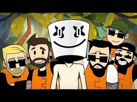 Marshmello – Rescue Me Ft. A Day To Remember