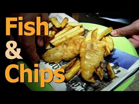 Best Fish & Chips Recipe