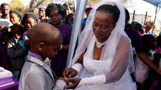 Dünyanın En Garip 5 Evliliği