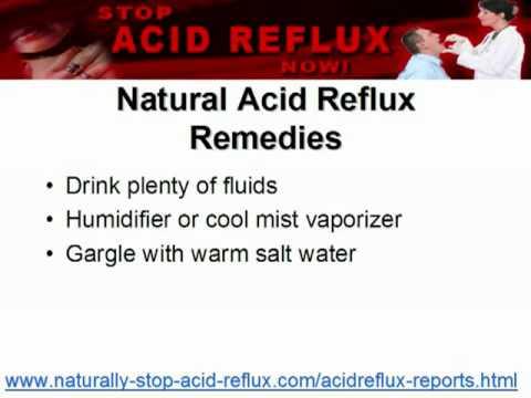 Beat Acid Reflux Sore Throat, Acid Reflux Cough, GERD cou…