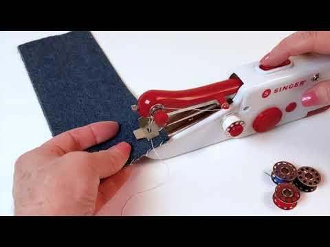 Singer Stitch Sew Quick Handheld Mending Machine
