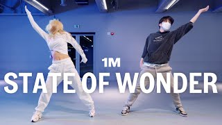 inverness - State of Wonder (feat. Anthony Russo & KANG DANIEL)/ Ara Cho Choreography