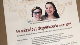 Yogalehrer Ausbildung - 200 h - Info Abend