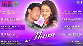 Mann Jukebox // Full Album Songs // Aamir, Manisha, Sanjeev Darshan // on tkUniverse