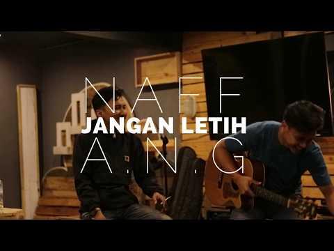 Naff - A.N.G. (Cover) | Halik Kusuma Feat UEL