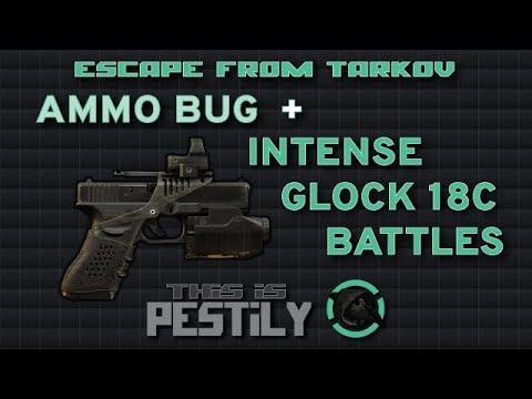Ammo Bug + Glock 18C Top Tier Gear Runs! - Escape from Tarkov