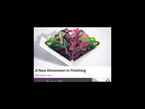 2016 03 16 18 01 Launching a New Dimension in Finishing