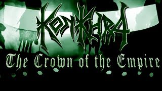 Konkhra - The Crown Of The Empire  (OFFICIAL MUSIC VIDEO)