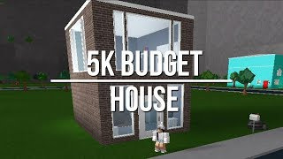 ROBLOX | Welcome to Bloxburg: 5k Budget House