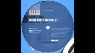 Bubble Fish - Sushi Lover