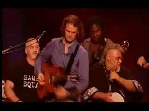 Jesse Cook & Samba Squad - Baghdad [One night in Metropolis]