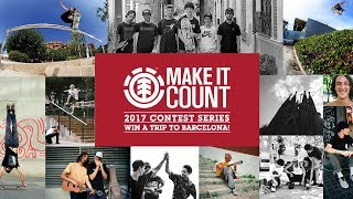 Element Make It Count 2017 Regional Finals