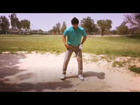 Learn Golf: Bunker Shots