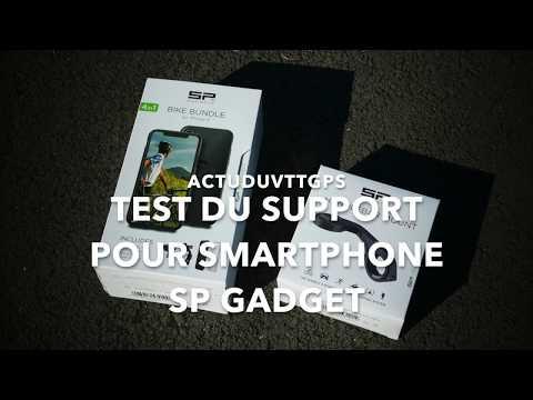 TEST DU SUPPORT POUR SMARTPHONE - SP GADGET