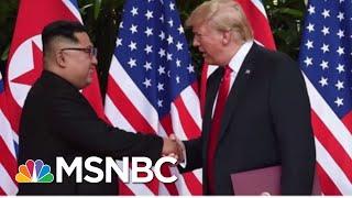 president donald trumps art of the filmmovie trailer diplomacy msnbc