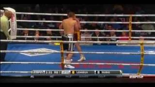 David Lemieux Vs Marco Antonio Rubio - Part 3 Of 3