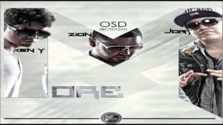 M.O.R.E. Zion Ft Ken Y Y Jory (2o12) (Original - iTunes) La Formula