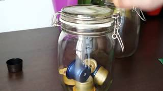 Make Tchibo Cafissimo capsules in home FREE